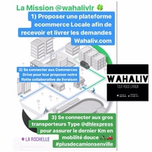 Wahaliv', le eCommerce Local